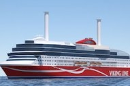 ABB to Supply Bunker-Saving Azipod Propulsion to Viking Line LNG-Fuelled Newbuild