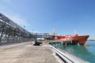 Singapore Sees First S-to-S LNG Transfer