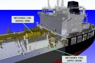 Joint Industry Project Develops Methanol-Powered Products Tanker Design