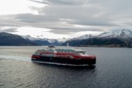 First Hybrid Powered Cruise Ship Completes Sea Trial