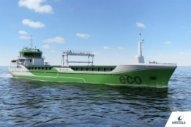 Newbuild Bulk Carriers to Get Battery-Hybrid Propulsion Systems