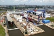 Construction of TOTE's Eco-Friendly Newbuilds Placed on Ice