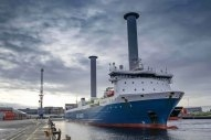 Norsepower Sees Fuel Savings as High as 25% for Rotor Sail Installed on Sea-Cargo Ship