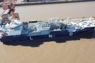 Avenir LNG Takes Delivery of 7,500 m3 Bunker Delivery Vessel