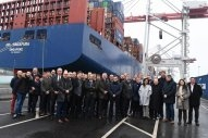 CMA CGM Makes First Use of New Dunkirk Cold Ironing Facility