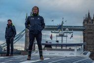Zero Emissions Vessel Makes Half-way London Stopover