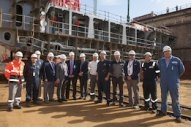 Matson Dual-Fuel Box Ships Draw Closer to Completion