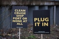 New Cruise Port Brings Pollution Threat to Heart of London