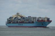 Maersk Hikes Profit Guidance by 20% on 'Exceptional Market Situation'