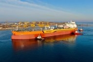New Rosneft LNG-Fuelled Tanker Commences Sea Trials