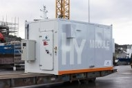 Maersk Supply Vessel Takes on Battery Power System