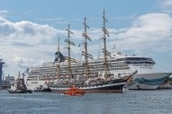 French Shipyard to Trial Fixed Sails for Cruise Ships