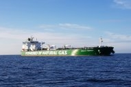 LNG-Fuelled Tanker Navigates Northern Sea Route
