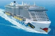 World's First LNG Powered Cruise Ship to Trial Fuel Cells