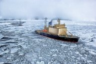 Japan to Build Gas-fuelled Icebreaker