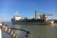 Dredger Success Backs Biofuel's Wider use