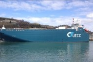 LNG Bunkering Pioneer UECC Tries Out Biofuels
