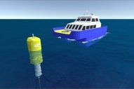 Start-Up Oasis Marine Power Offers Floating Battery Recharge Stations