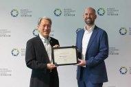 Maersk Joins BEC Low-Carbon Charter