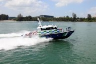 MPA Replaces Fleet of Patrol Vessels for Safety and Marine Environment Protection in Singapore