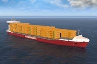 "Containerships Granted ""Substantial Funding"" by EU and NEFCO to Use LNG Bunkers"