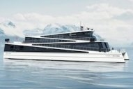 Fjords' Zero Emission Electric Newbuild Highlighted at Nor-Shipping
