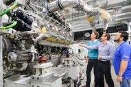 Rolls-Royce Delivers Mobile MTU Gas Engines to Rederij Doeksen