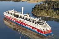 Viking Line Completes Install of Bunker Saving Rotor Sail