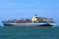 Maersk Hints at Improving Outlook for Containers in Financial Update