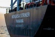 Monjasa Renames Panama Bunker Tanker