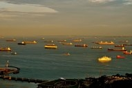 Four Ships Arrested in Singapore