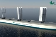 Windship Technology Project Sees 30% Fuel Savings From Wind Propulsion