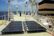 Singapore Bulk Carrier Gets Solar Upgrade