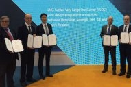 Industry Players Team Up for LNG-Fuelled VLOC Project