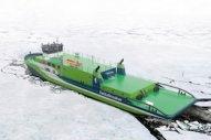 Deltamarin Develops LNG-Powered Multi-Purpose Inland Vessel