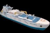 GTT Wins Approval for New LNG Bunker Barge Design