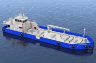 US Supplier Launches New Bunkering Vessel