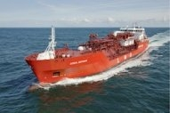 LNG Carrier Coral Methane to Be Converted to LNG Bunker Vessel