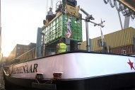 Heineken Inland Beer Shipments to Be Carried on Battery Ship