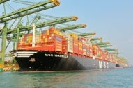 Hyundai 23,000+ teu Box Ship to Feature Compact Scrubber