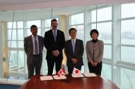 Vancouver Joins Forces With Tomakomai on LNG Bunkering