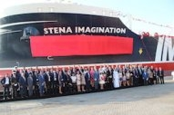 Stena Bulk Holds Naming Ceremony for Latest Bunker-Saving Newbuild