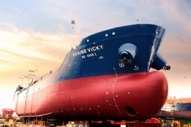 Sinanju Launches Singapore's First LNG Powered Bunker Tanker