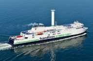 Scandlines Completes Bunker and Emissions Saving Rotor Sail Installation