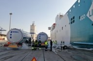 Baleària Ups LNG Bunkering Capabilities