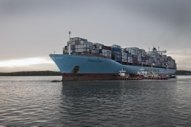 """Maersk May Invest """"in a Few Scrubbers"""""""