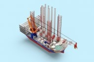 Van Oord Orders Methanol-Fuelled Offshore Installation Vessel
