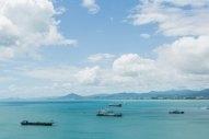 China: Hainan Island Bunkers More Ships