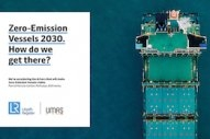 LR and UMAS Release Zero Emission Vessels 2030 Study