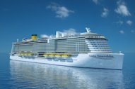 Construction Started on Costa Cruises' First LNG-Powered Ship